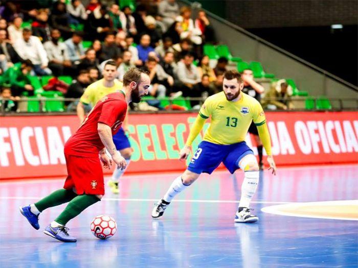 74e28bdf73 Lourenciano Gadeia está com a seleção brasileira de futsal